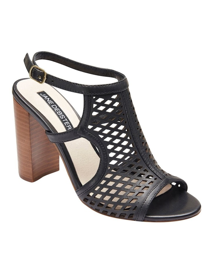 Varsity Black Glove Sandal image 2
