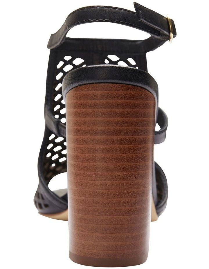 Varsity Black Glove Sandal image 6