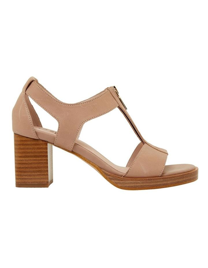 Abigail Nude Glove Sandals image 1