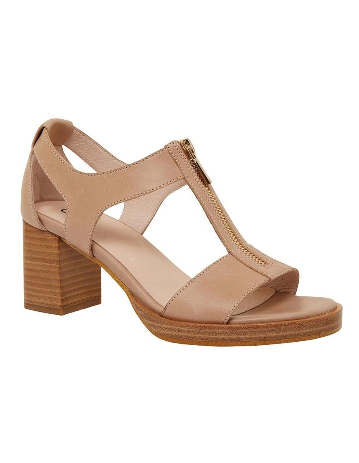 Abigail Nude Glove Sandals image 2