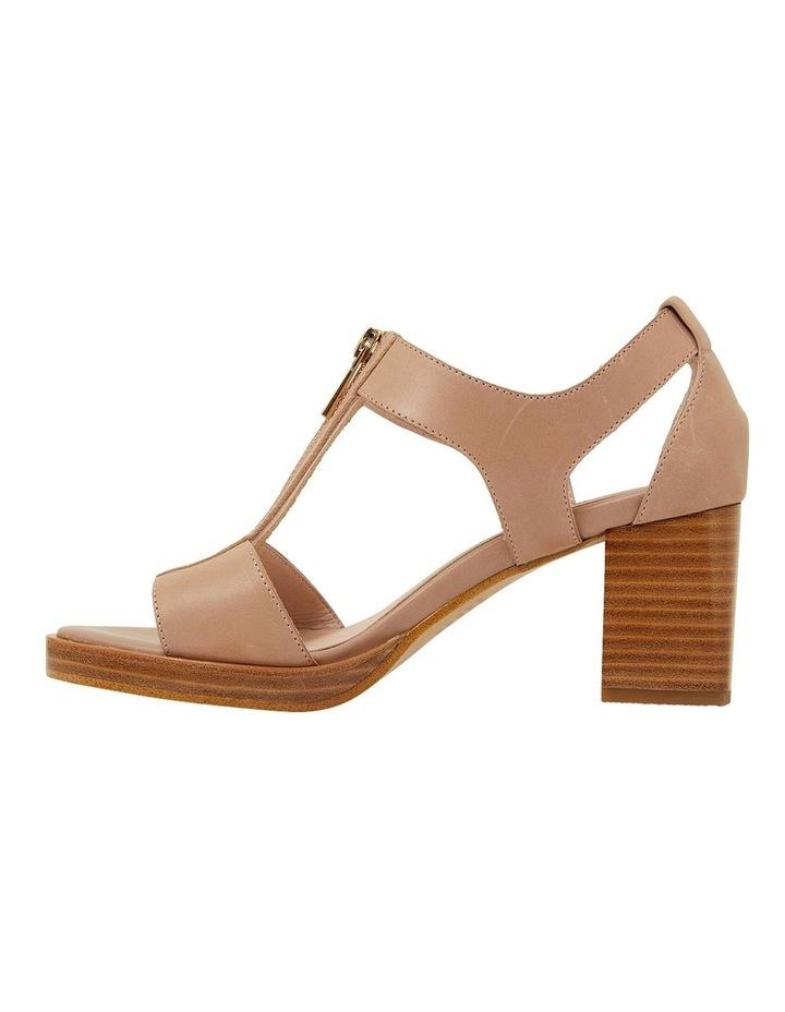 Abigail Nude Glove Sandals image 3