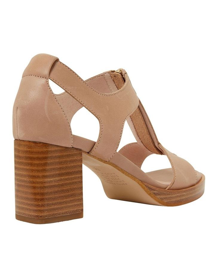 Abigail Nude Glove Sandals image 4