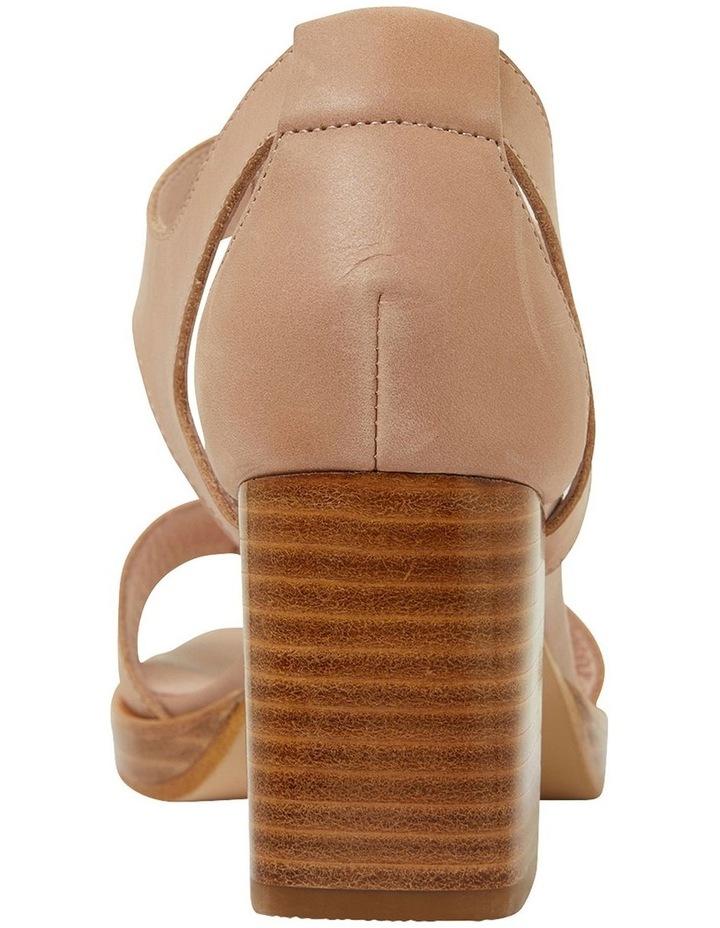 Abigail Nude Glove Sandals image 5