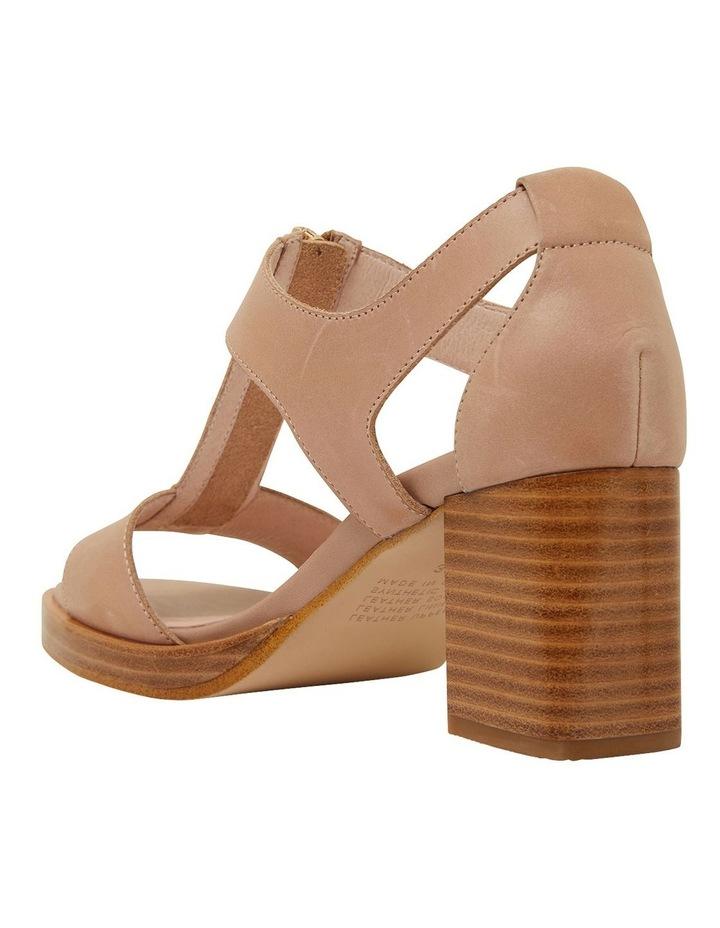 Abigail Nude Glove Sandals image 6