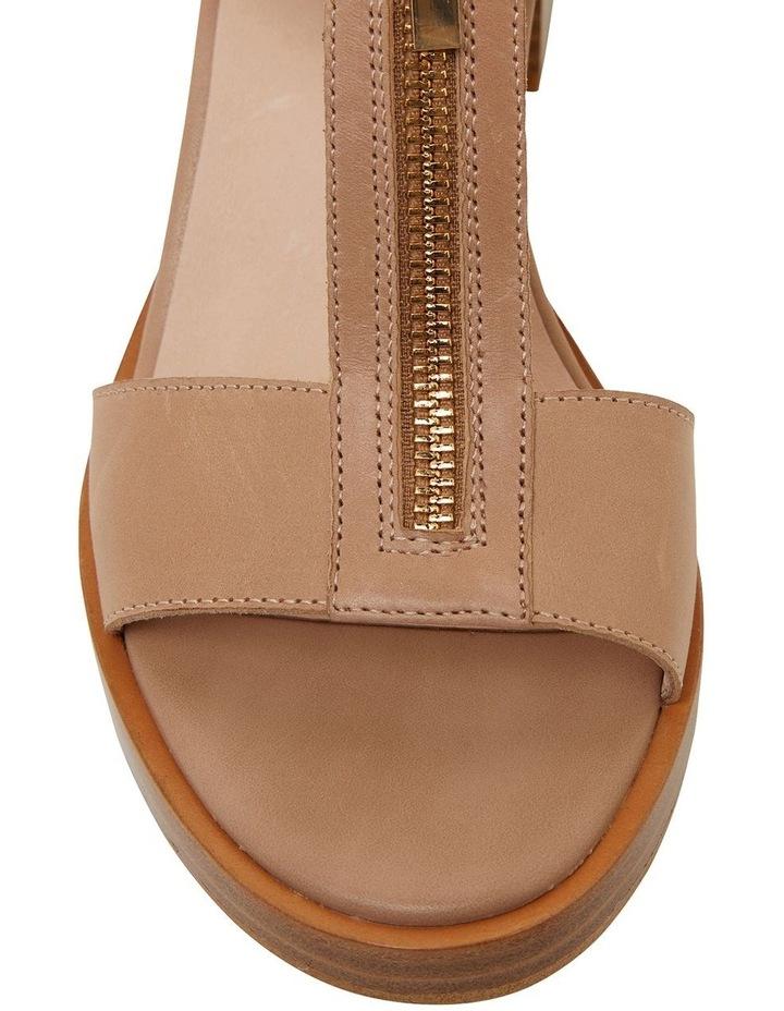 Abigail Nude Glove Sandals image 7