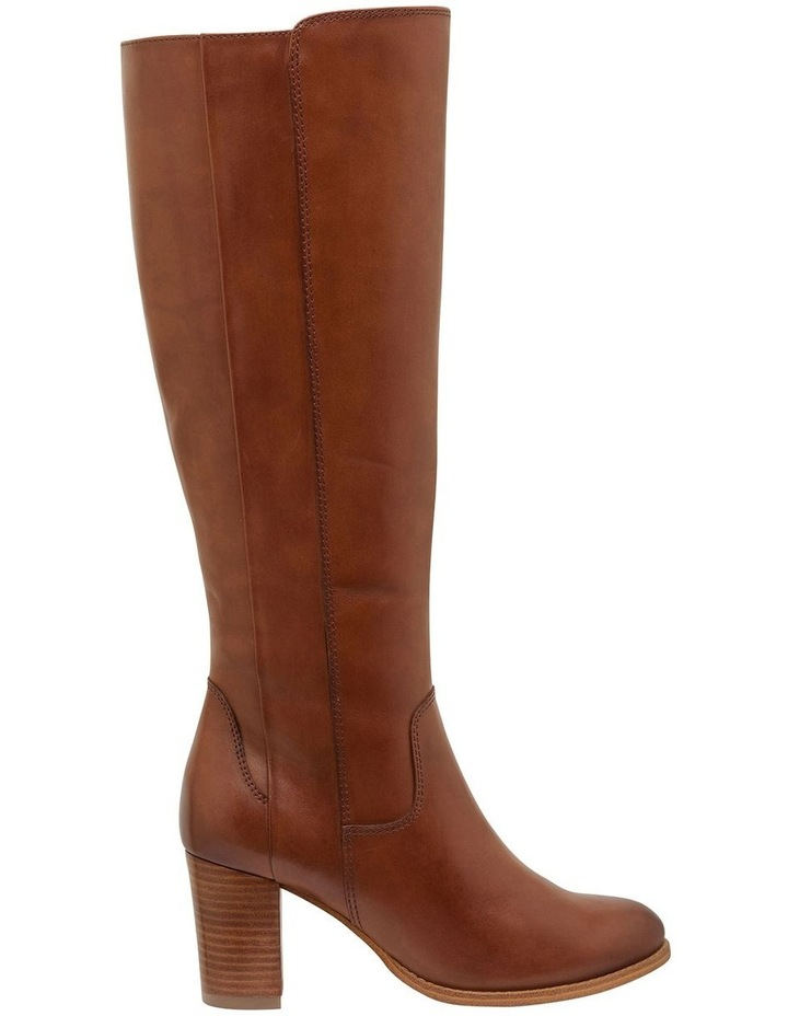 Germaine Mid Brown Glove Boots image 1
