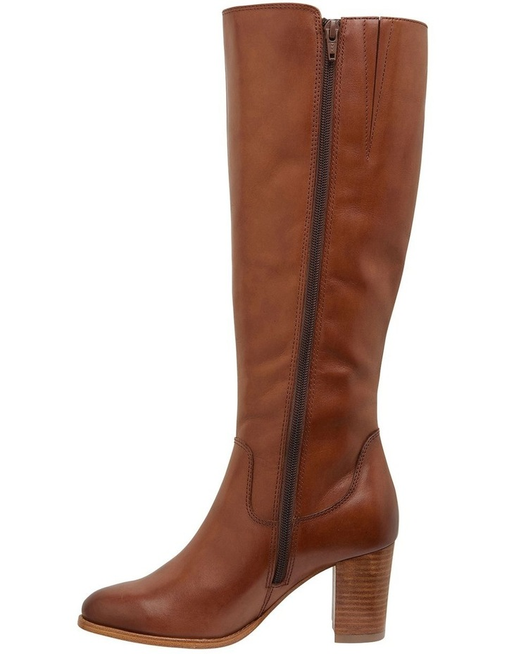 Germaine Mid Brown Glove Boots image 3