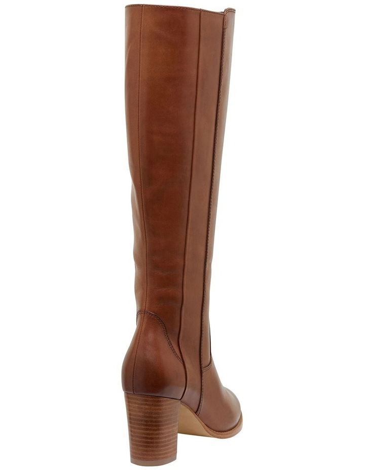 Germaine Mid Brown Glove Boots image 4