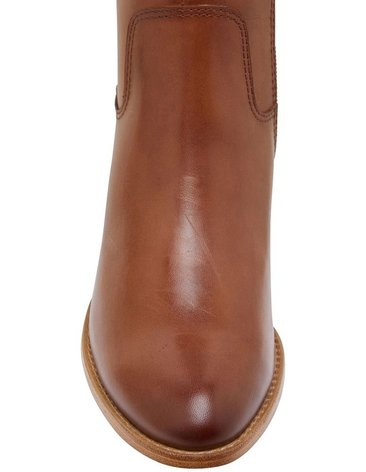 Germaine Mid Brown Glove Boots image 5