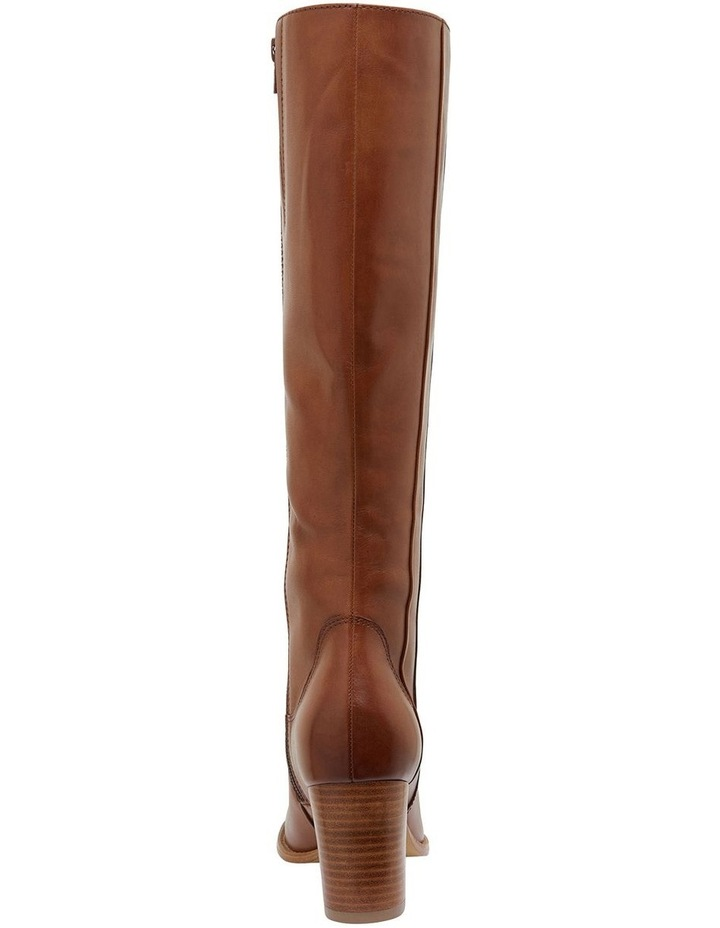 Germaine Mid Brown Glove Boots image 6