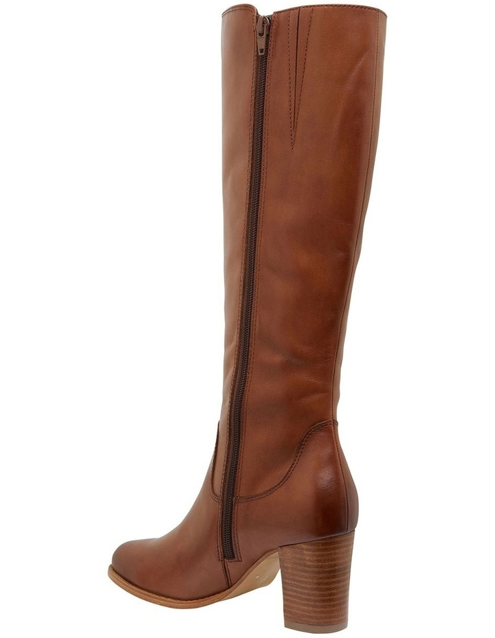 Germaine Mid Brown Glove Boots image 7
