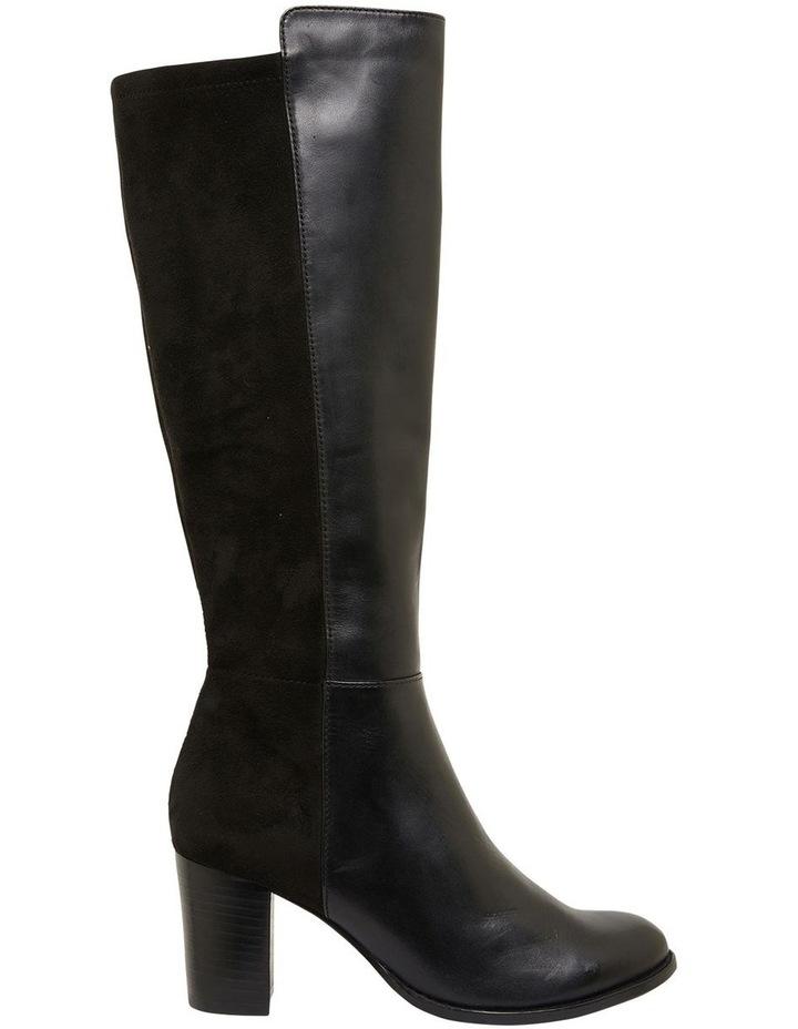 Gianna Black Glove Boots image 1