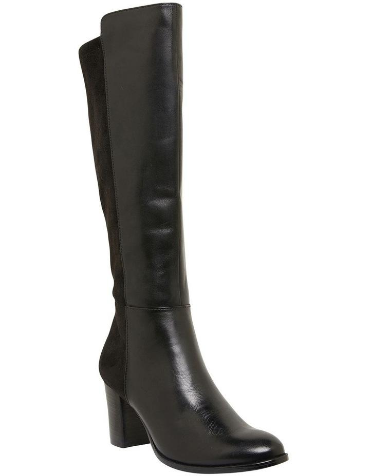 Gianna Black Glove Boots image 2