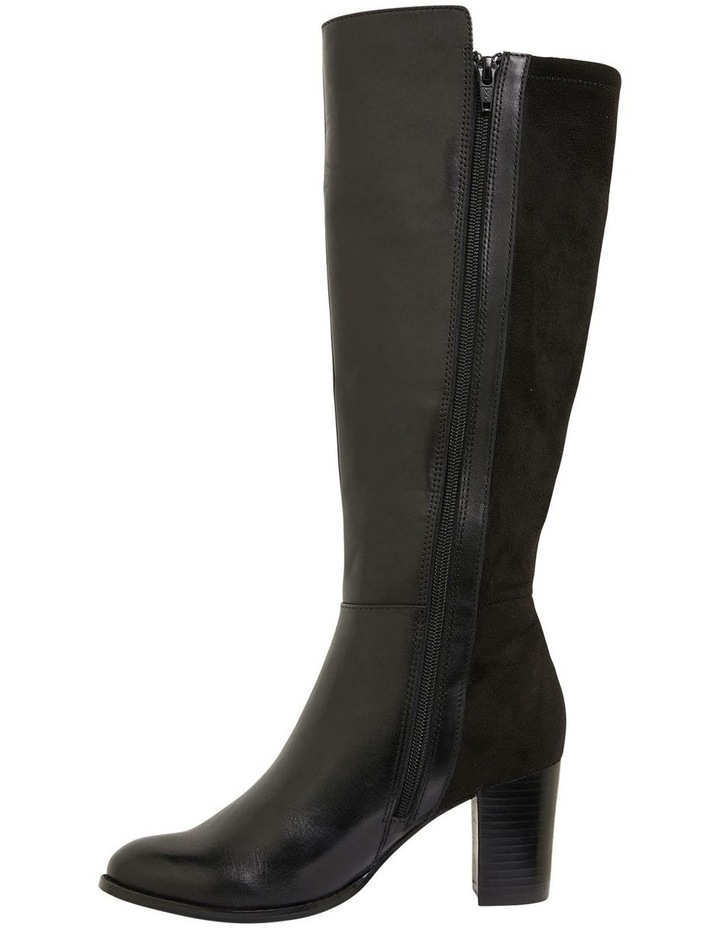 Gianna Black Glove Boots image 3