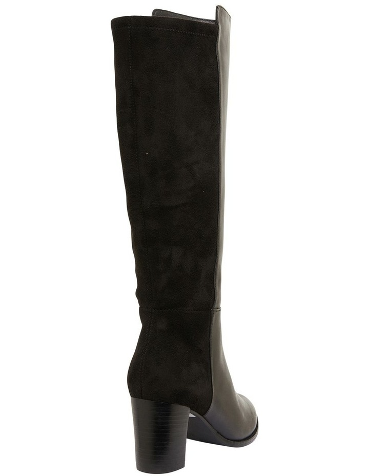 Gianna Black Glove Boots image 4