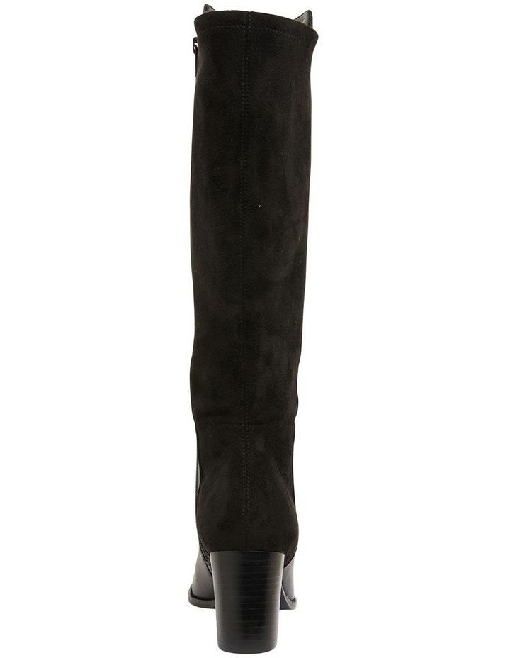 Gianna Black Glove Boots image 5