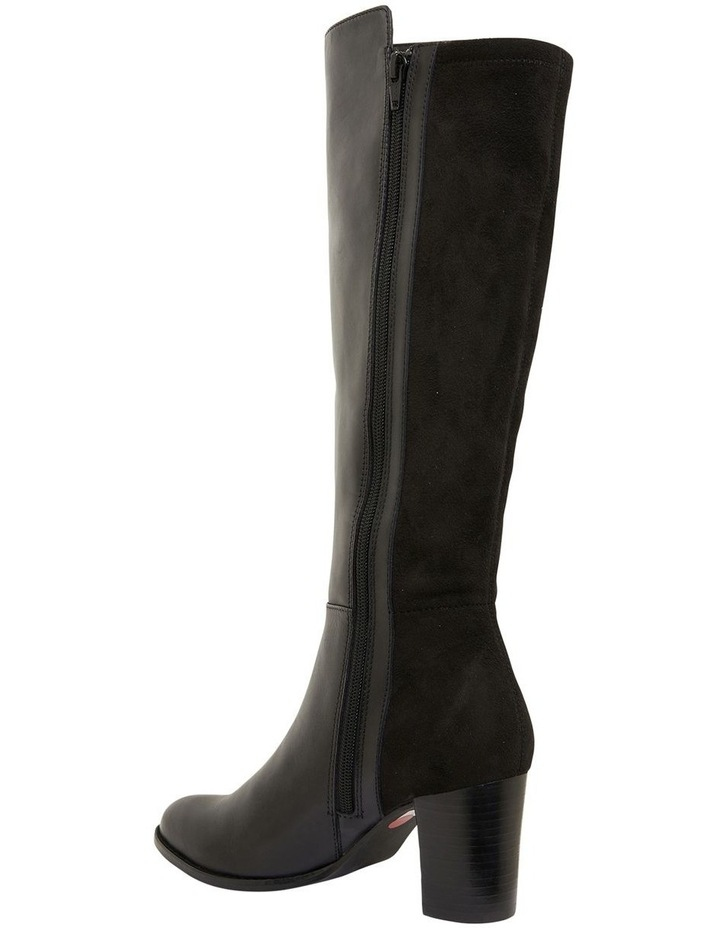 Gianna Black Glove Boots image 7