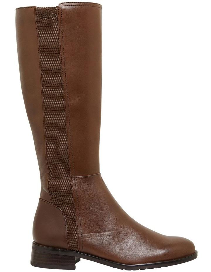 Ignite Brown Glove Boots image 1