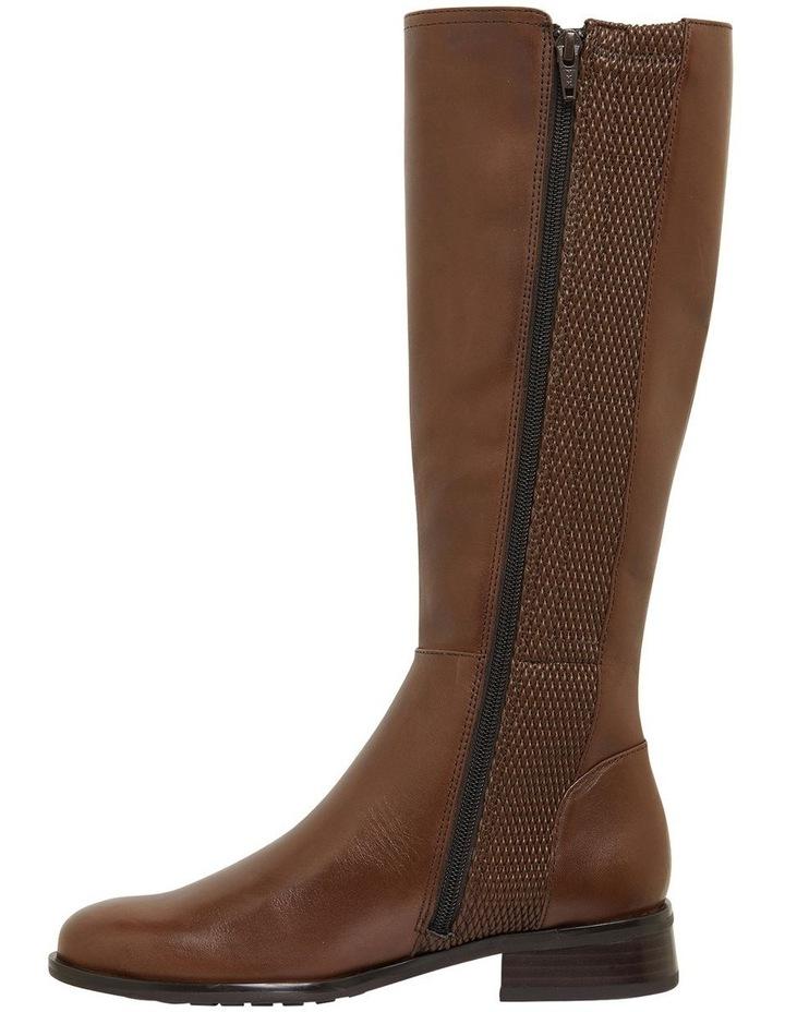 Ignite Brown Glove Boots image 3