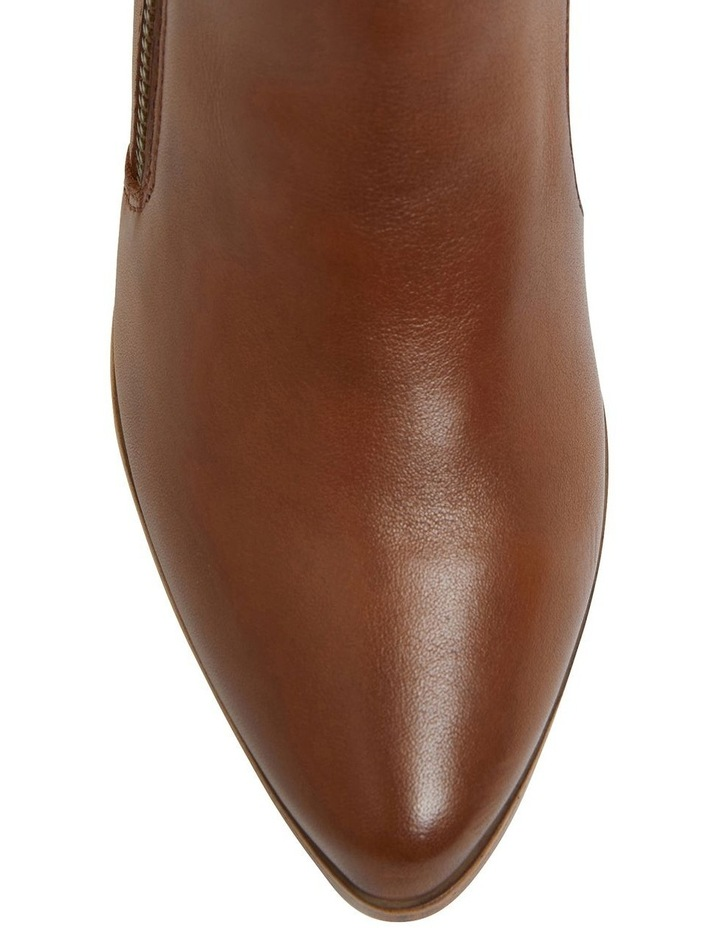 Magic Mid Brown Glove Boots image 7