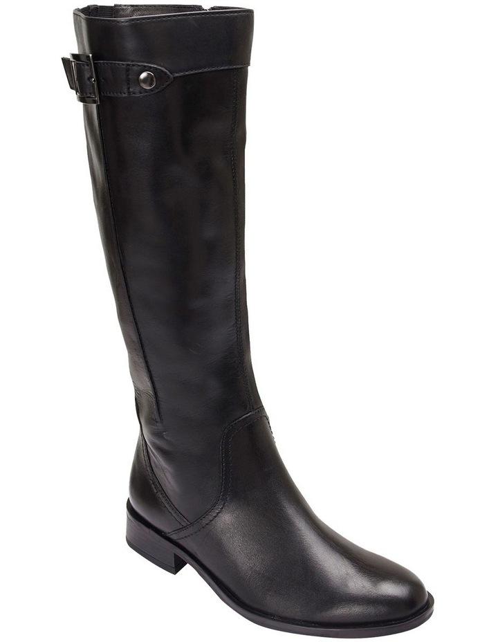 Irwin Black Hi Shine Boots image 2