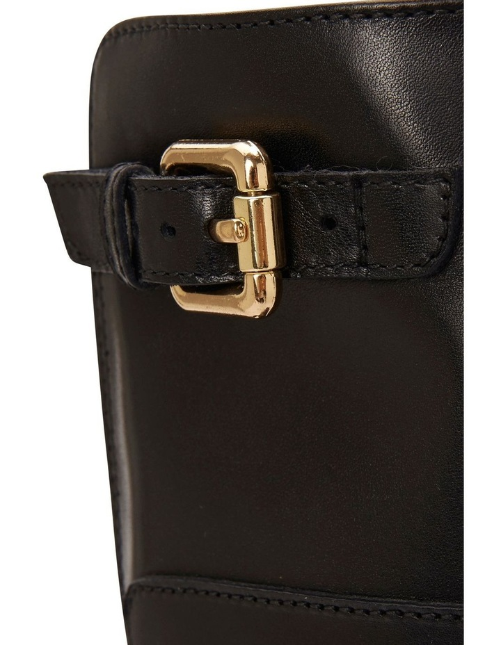 Hamish Black Hi Shine Boots image 5