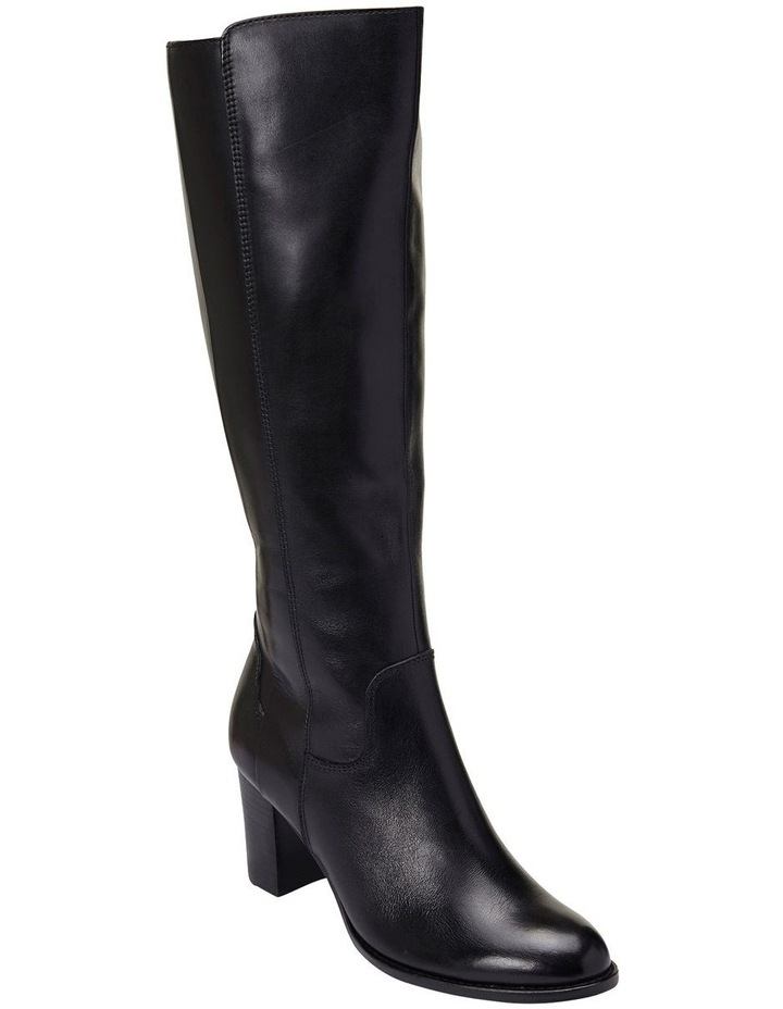 Germaine Black Glove Boots image 2