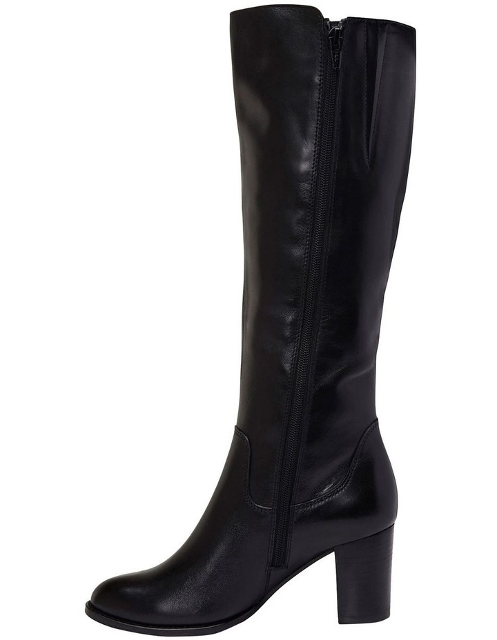 Germaine Black Glove Boots image 3