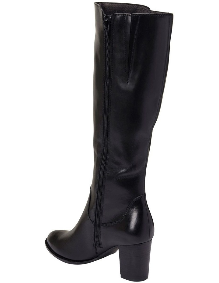 Germaine Black Glove Boots image 4