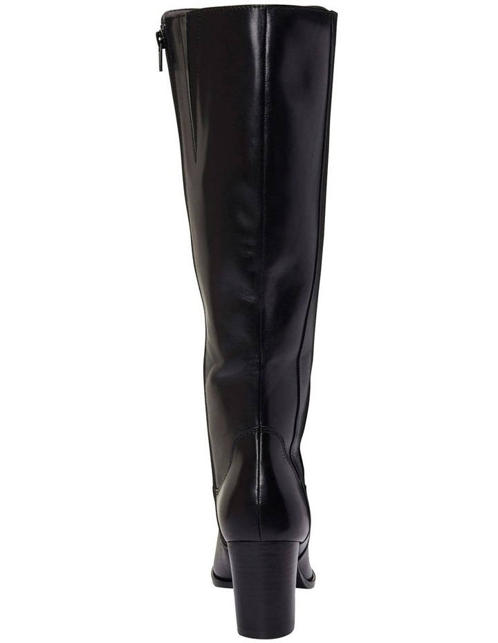 Germaine Black Glove Boots image 5