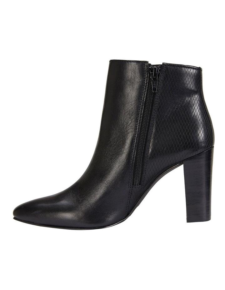 Belgium Black Hi Shine Boots image 2