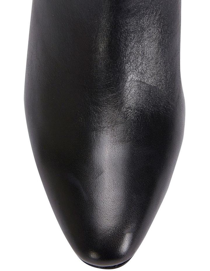 Belgium Black Hi Shine Boots image 5