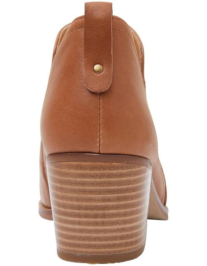 Denzel Tan Glove Boots image 5