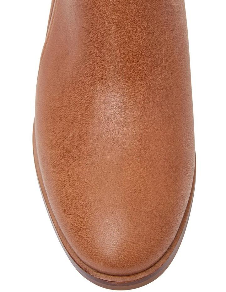 Denzel Tan Glove Boots image 6