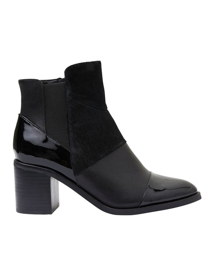Dominic Black Combo Boots image 1
