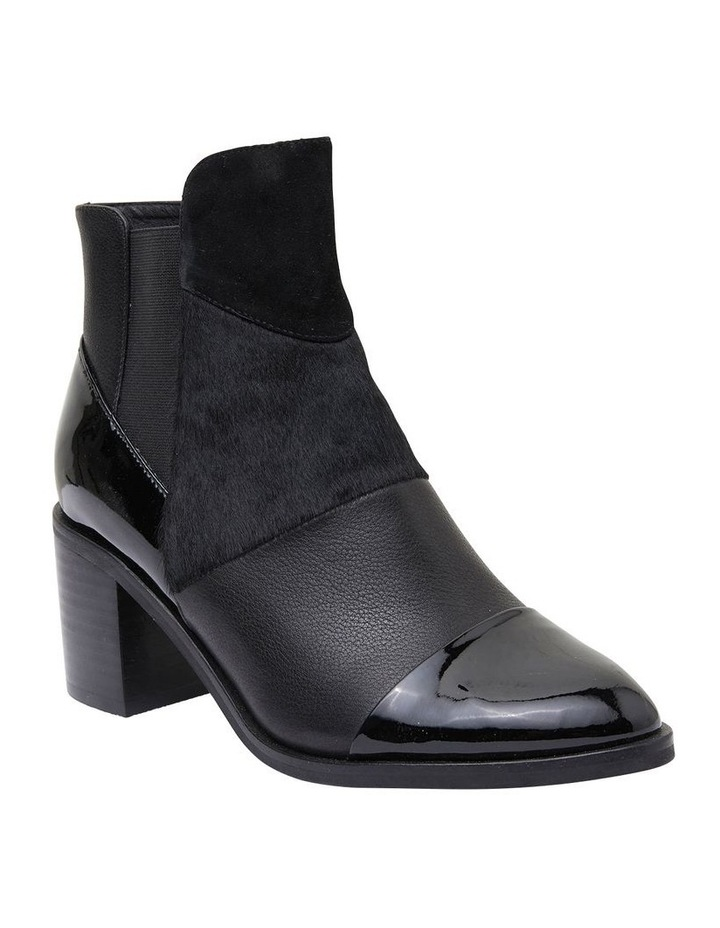 Dominic Black Combo Boots image 2