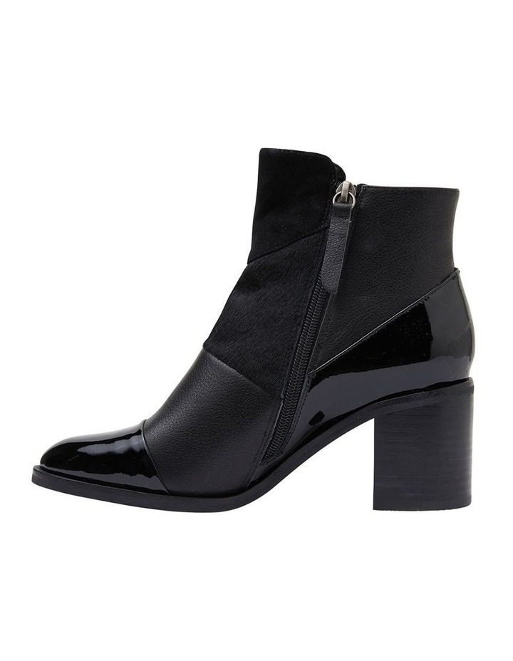 Dominic Black Combo Boots image 3