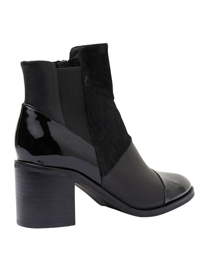 Dominic Black Combo Boots image 4