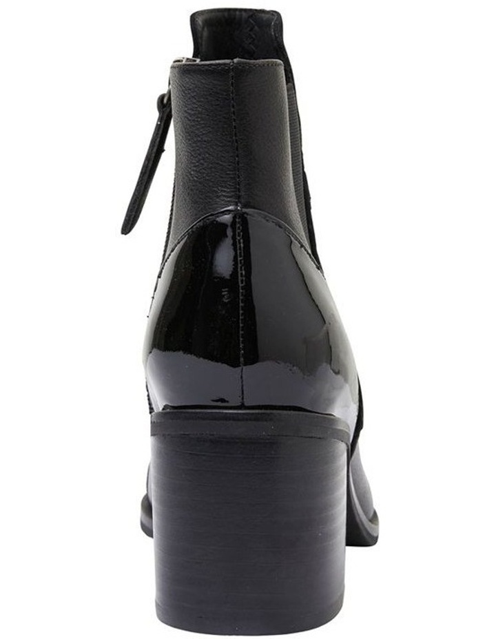 Dominic Black Combo Boots image 5