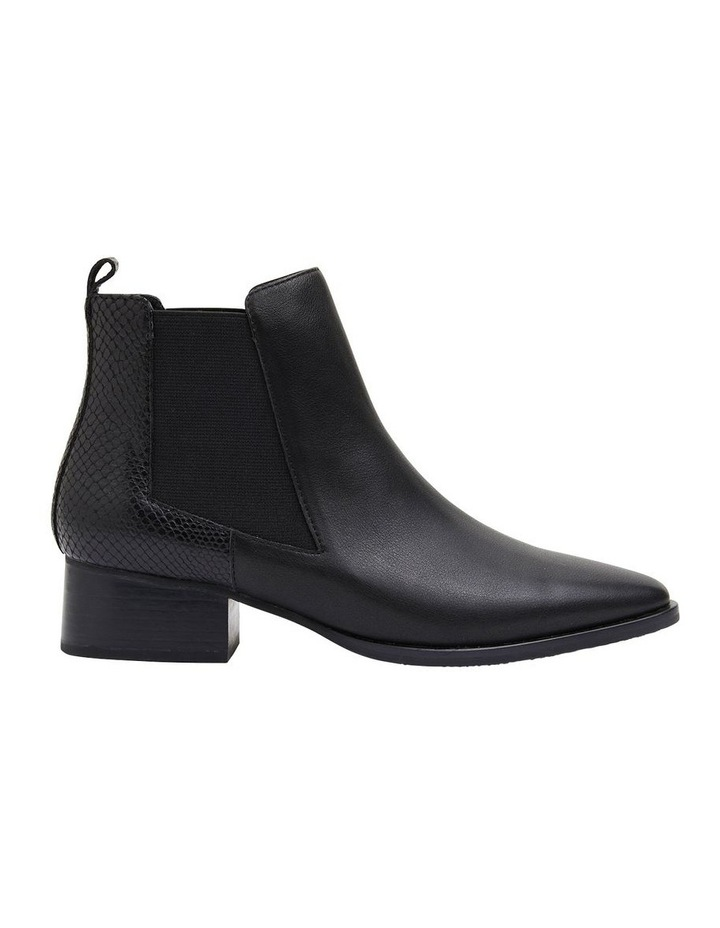 Decan Black Glove Boots image 1