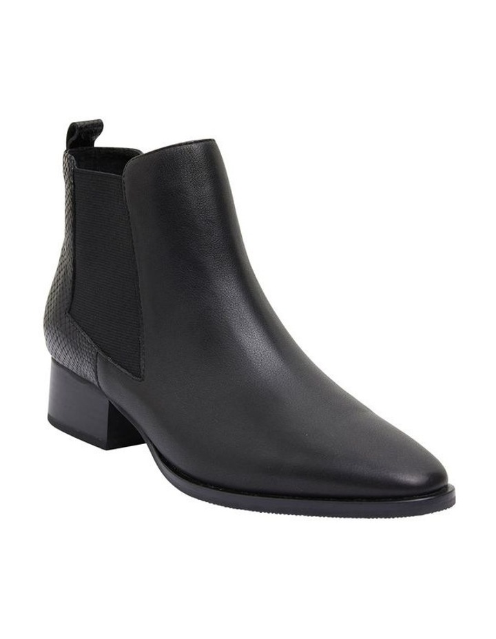 Decan Black Glove Boots image 2