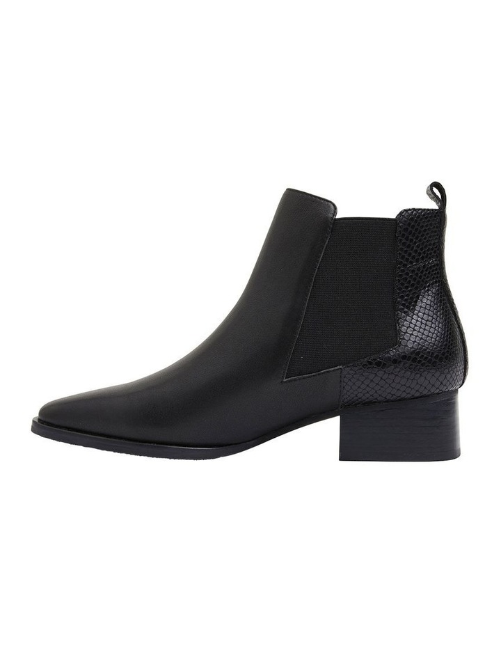 Decan Black Glove Boots image 3