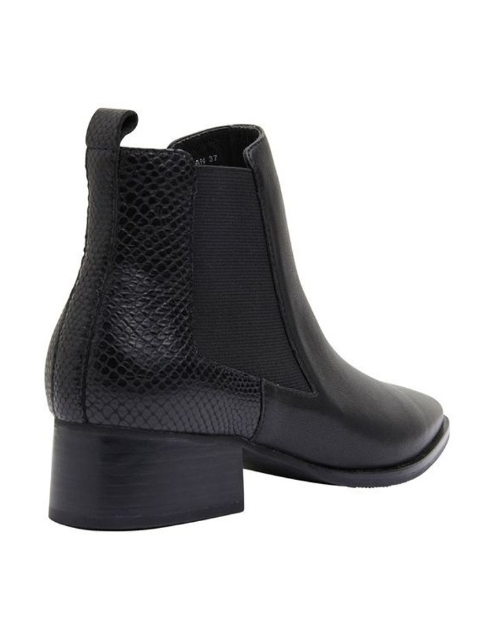 Decan Black Glove Boots image 4