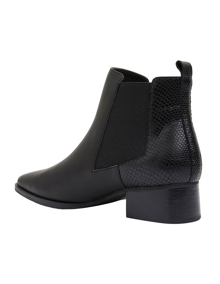 Decan Black Glove Boots image 7