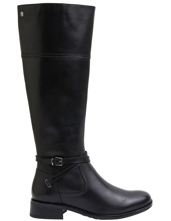 Ivana Black Glove Boots image 1