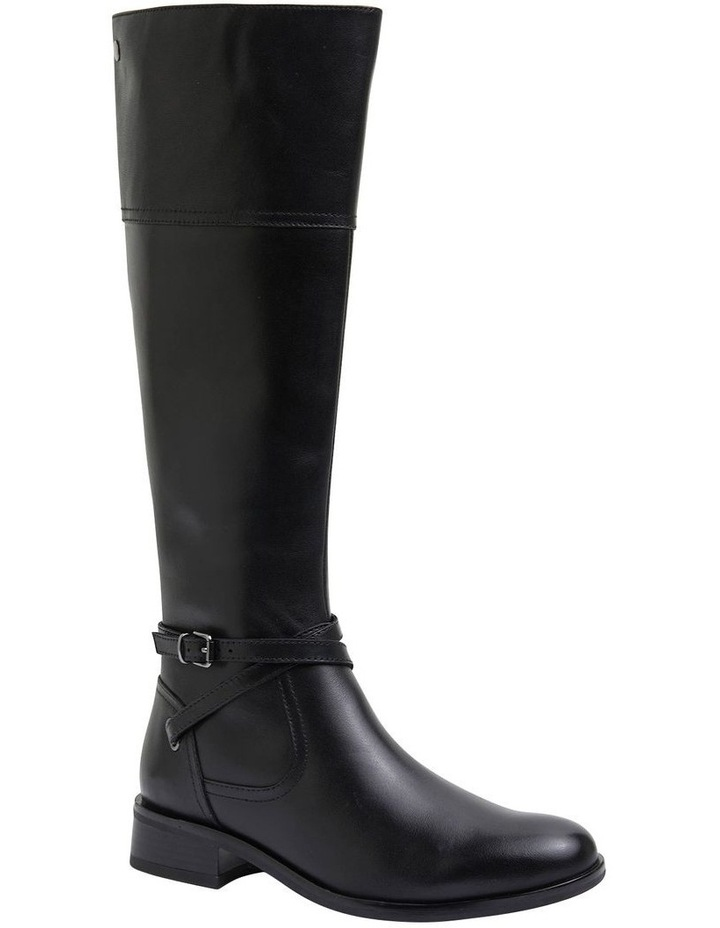 Ivana Black Glove Boots image 2
