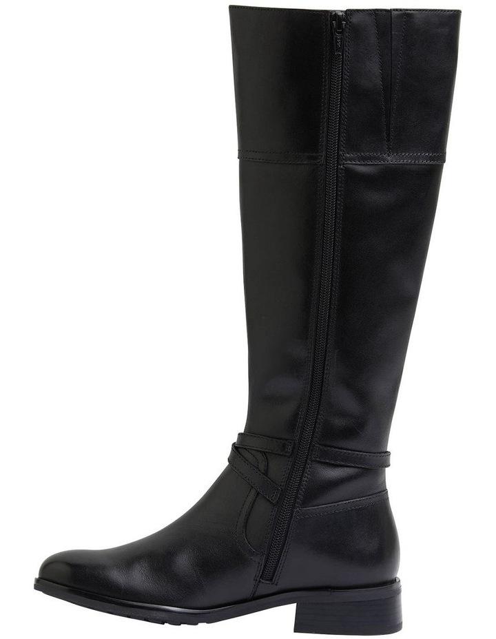 Ivana Black Glove Boots image 3