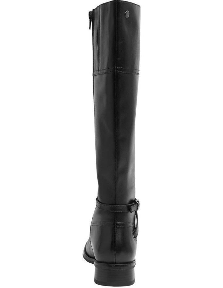 Ivana Black Glove Boots image 5