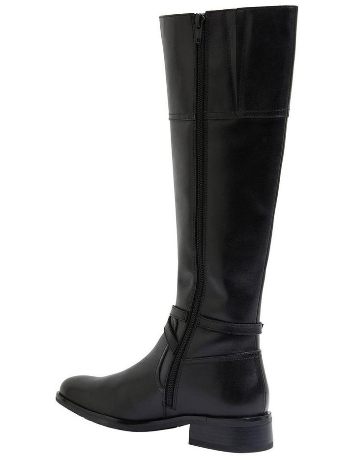 Ivana Black Glove Boots image 6