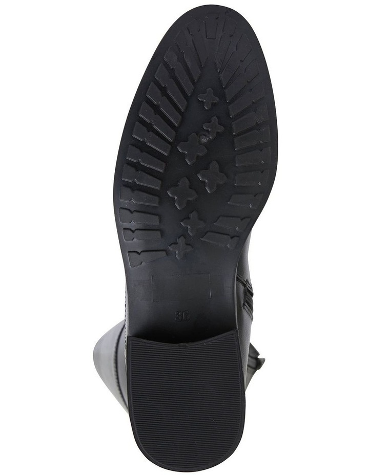 Ivana Black Glove Boots image 7